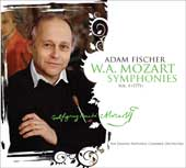 Wolfgang Amadeus Mozart: Symphonies Vol. 4 [SACD]