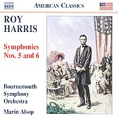 Roy Harris: Symphonies Nos. 5 & 6