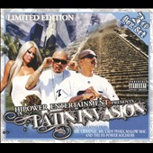 Various Artists: HiPower Entertainment Presents: Latin Invasion [Box] [PA]