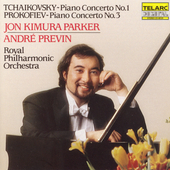 Classics - Prokofiev: Piano Concerto 3, Tchaikovsky / Parker