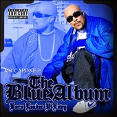 Mr. Capone-E (Rap): The Blue Album [PA]