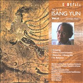 The Art of Isang Yun, Vol. 6