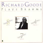 Brahms: Piano Pieces Opp 76 & 119 / Richard Goode