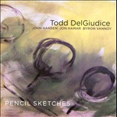 Todd DelGiudice: Pencil Sketches