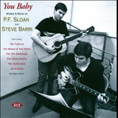Various Artists: You Baby: Words and Music by P.F. Sloan & Steve Barri