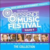 Various Artists: The Essence Music Festival, Vol. 4: The Collection