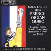 Hans Fagius plays French Organ Music by Couperin, et al