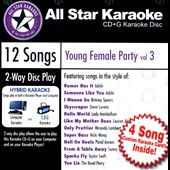Karaoke: All Star Karaoke: Young Female Party, Vol. 3