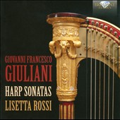 Giuliani: Harp Sonatas / Lisetta Rossi