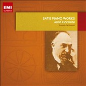 Satie: Piano Works / Aldo Ciccolini, piano  [5 CDs]