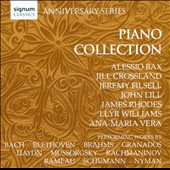 Piano Collection - Anniversary Series / Bach, Beethoven, Brahms, Haydn, Mussorgsky et al.