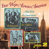 Various Artists: Doo Wop Across America: New York & Connecticut