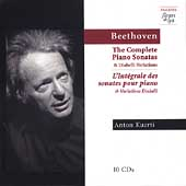 Beethoven: The Complete Piano Sonatas / Anton Kuerti
