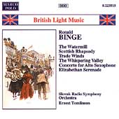 British Light Music - Ronald Binge / Ernest Tomlinson