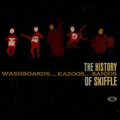 Various Artists: Washboards... Kazoos...Banjos: The History of Skiffle