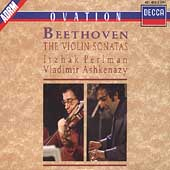 Ovation - Beethoven: The Violin Sonatas / Perlman, Ashkenazy