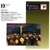 Handel: Messiah - Highlights / Ormandy, Farrell, et al