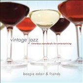 Beegie Adair: Vintage Jazz: Instrumental Jazz For Entertaining [8/19]