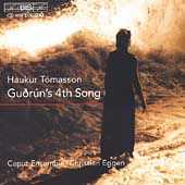 Tómasson: Gudrun's Fourth Song / Eggen, Caput Ensemble
