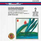 Vivaldi, Giuliani, Rodrigo: Guitar Concertos / John Williams