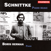 Schnittke: Piano Music / Boris Berman