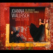 Joanna Wallfisch (Vocals): The Origin of Adjustable Things [Digipak] *