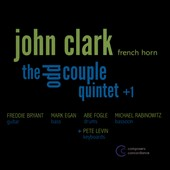 John Clark (French Horn): The Odd Couple Quintet + 1 [Digipak]