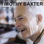 Timothy Baxter, Vol. 1
