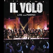 Il Volo (Italy): Live From Pompeii [DVD]