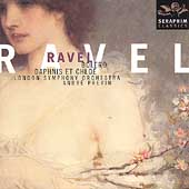 Ravel: Bolero, Daphnis et Chloé / André Previn, London SO