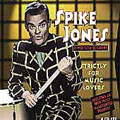 Spike Jones: Strictly for Music Lovers [Box Set] [Box]
