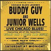 Buddy Guy: Every Day I Have the Blues
