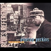 Pinetop Perkins: Pinetop Is Just Top [Digipak]