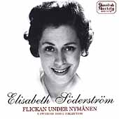 Swedish Song Collection / Elisabeth Söderstrom