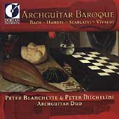 Archguitar Baroque / Peter Blanchette, Peter Michelini