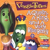 VeggieTales: VeggieTunes: A Queen, A King, And a Very Blue Berry
