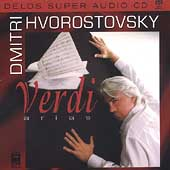 Verdi: Arias / Dmitri Hvorostovsky