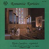 Romantic Rarities / Kurt Lueders