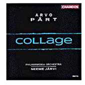 P&auml;rt: Collage / Neemi J&auml;rvi, Philharmonia Orchestra