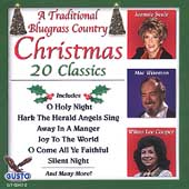 Various Artists: A Traditional Bluegrass Country Christmas