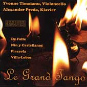 Le Grand Tango / Yvonne Timoianu