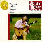 Julian Bream Edition Vol 11 - The Romantic Guitar