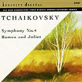 Tchaikovsky: Symphony no 4, Romeo and Juliet