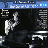 Various Artists: Famous Jazz Singers: You Go to My Head