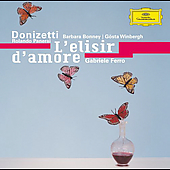 Donizetti: L'elisir d'amore / Bonney, Winbergh, et al