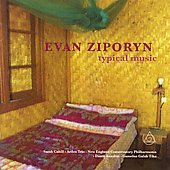 Ziporyn: Typical Music / Cahill, Anzolini, Arden Trio, et al
