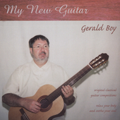 Boy: My New Guitar, etc / Gerald Boy