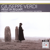 Verdi: Requiem / Schneidt, Sweet, Araiza, et al