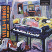 Villa-Lobos: Piano Music / Iruzun