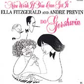 Ella Fitzgerald: Nice Work If You Can Get It